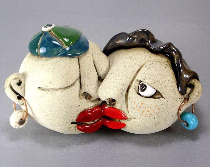 Aus Was Besteht Keramik dies ist eine schöne frauen keramik skulptur besteht aus 2 teilen