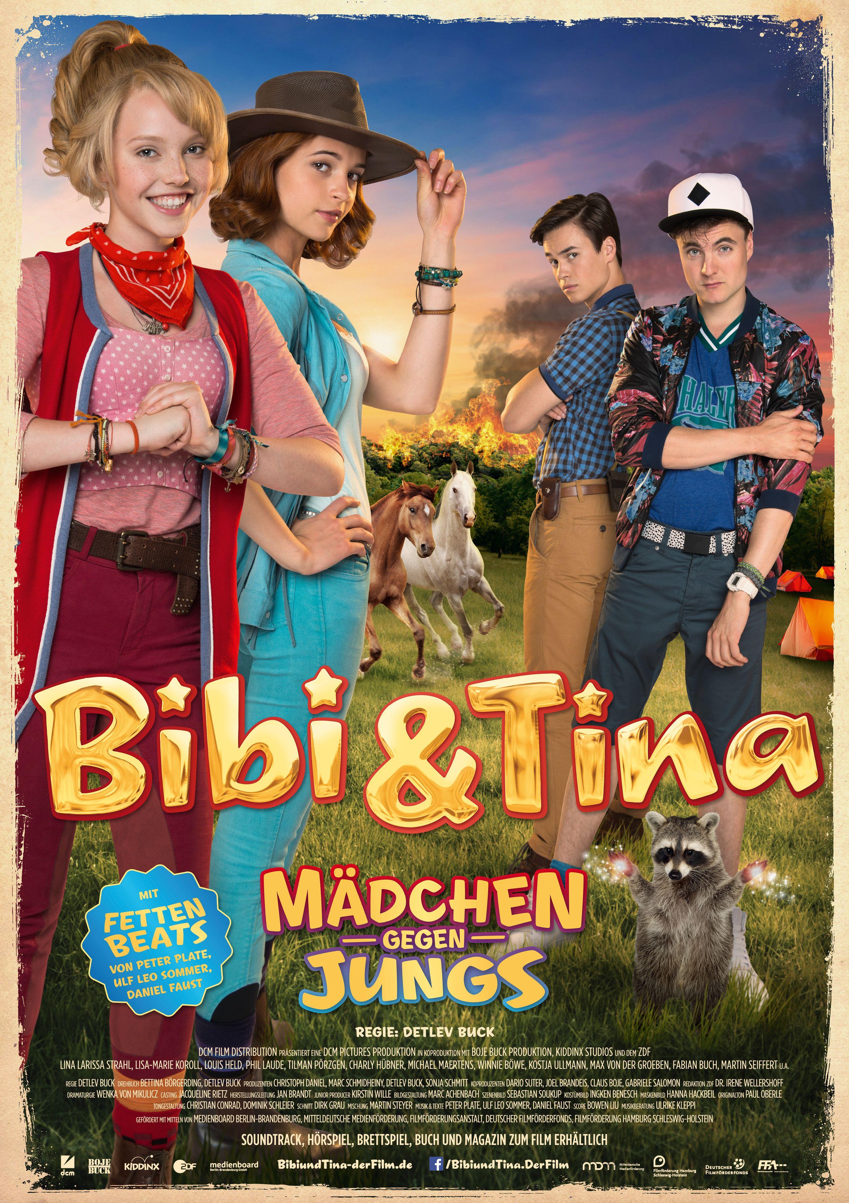 Bibi Und Tina Der Film Ausmalbilder : Juhu Bald Ist Es Soweit Am 21 Januar Kommt Der Neue Bibi Tina
