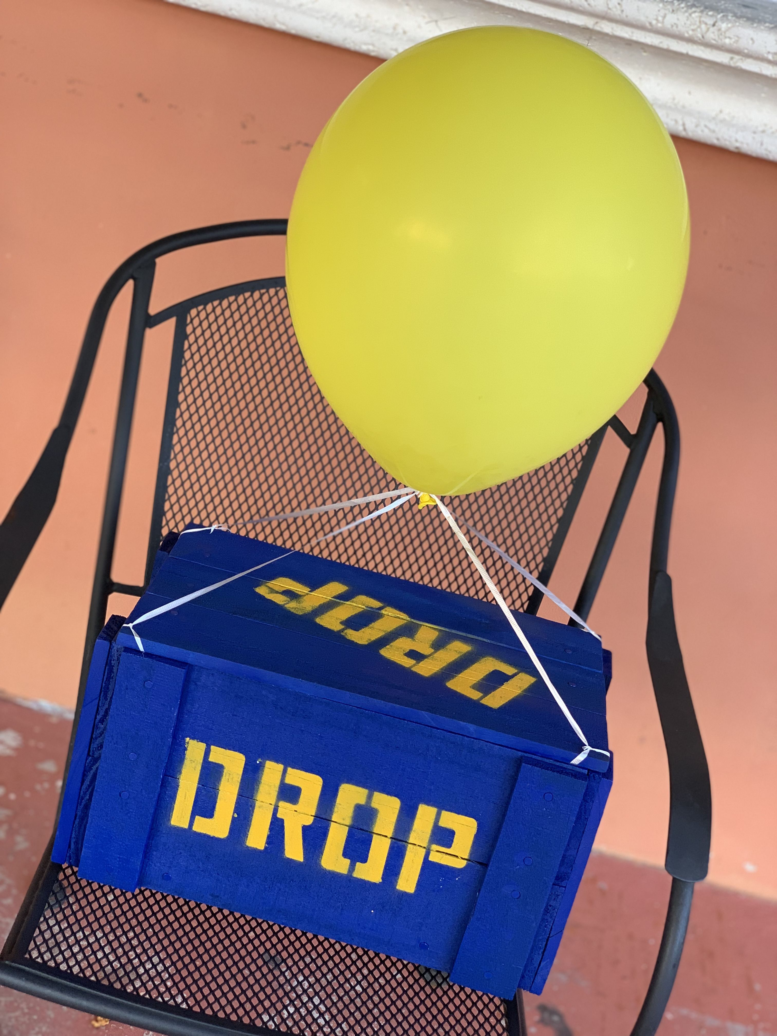 Fortnite Drop Box
