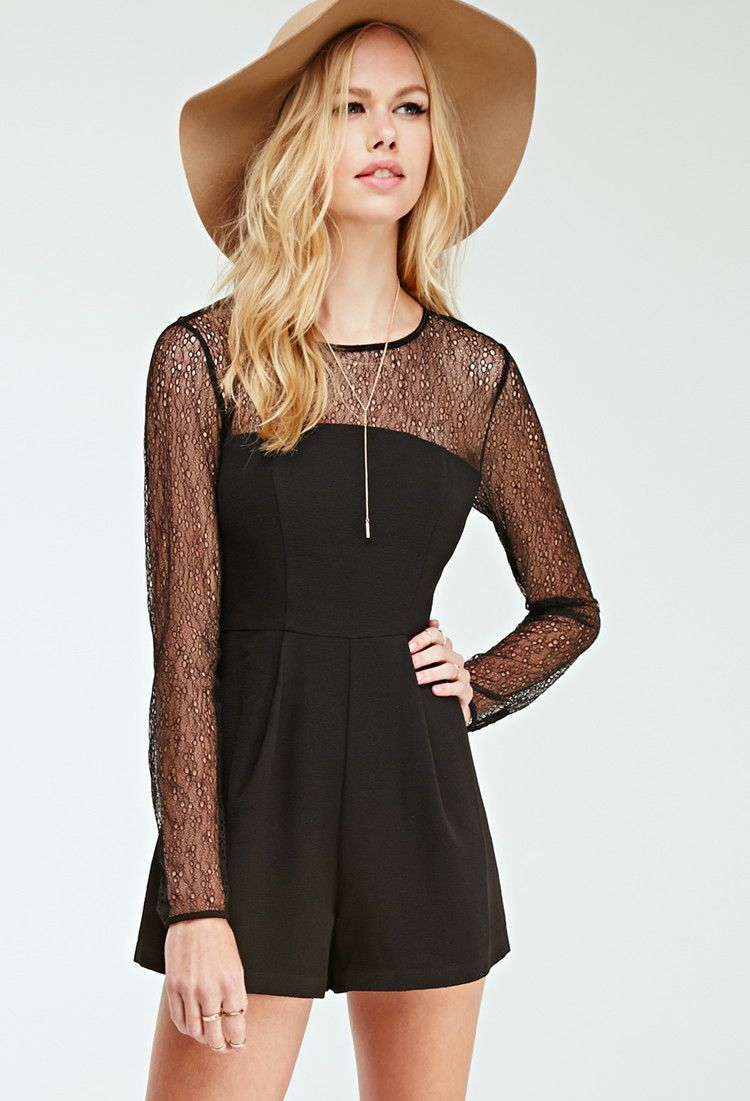 Pin By Ilana On Wish List Rompers Jumpsuit Forever 21