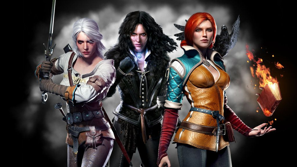 Pick Your Waifu: Yen, Triss or Ciri | Forums - CD PROJEKT RED