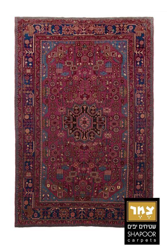 שטיח פרסי אתני שבטי קולייאי צמר שטיחים Decor Home Decor Carpet
