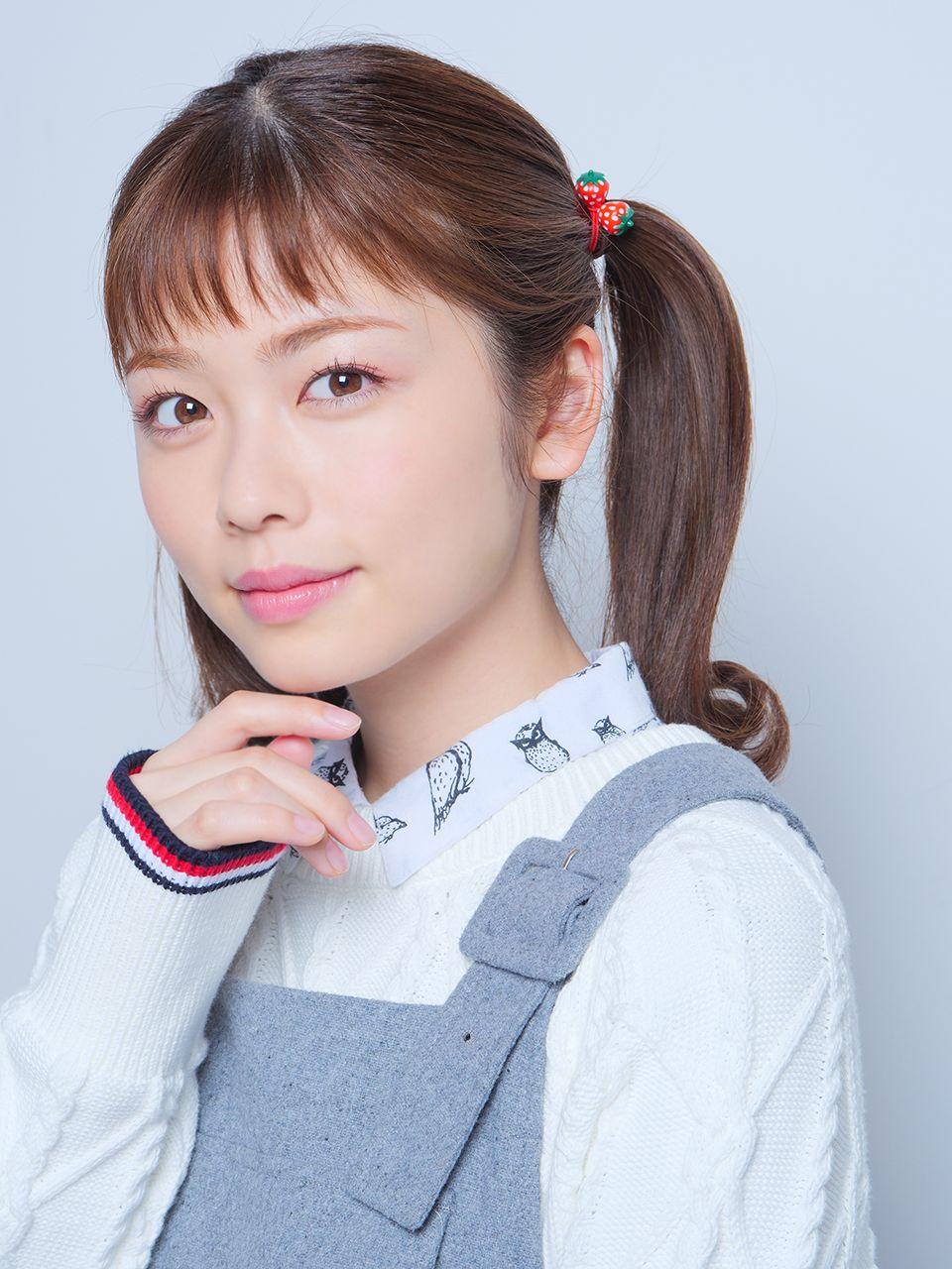 Pick Up Actress 小芝風花 Hustle Press Official Web Site