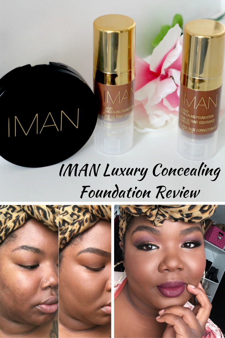 Fashion style Beauty News: Iman Cosmetics To Launch CC Cream Collection and App for girls