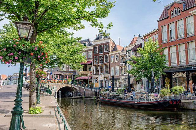 Leiden Leiden Holanda Lugares Para Visitar