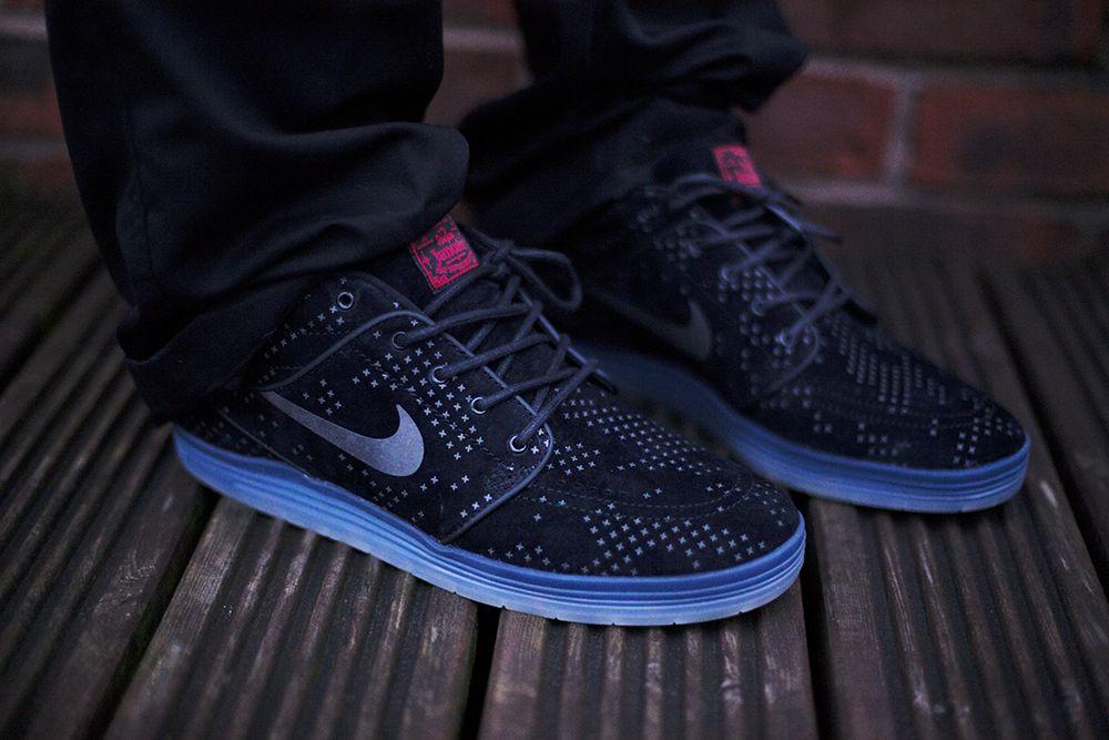 Nike SB Janoski mid flash lunar 2  512739c1da3