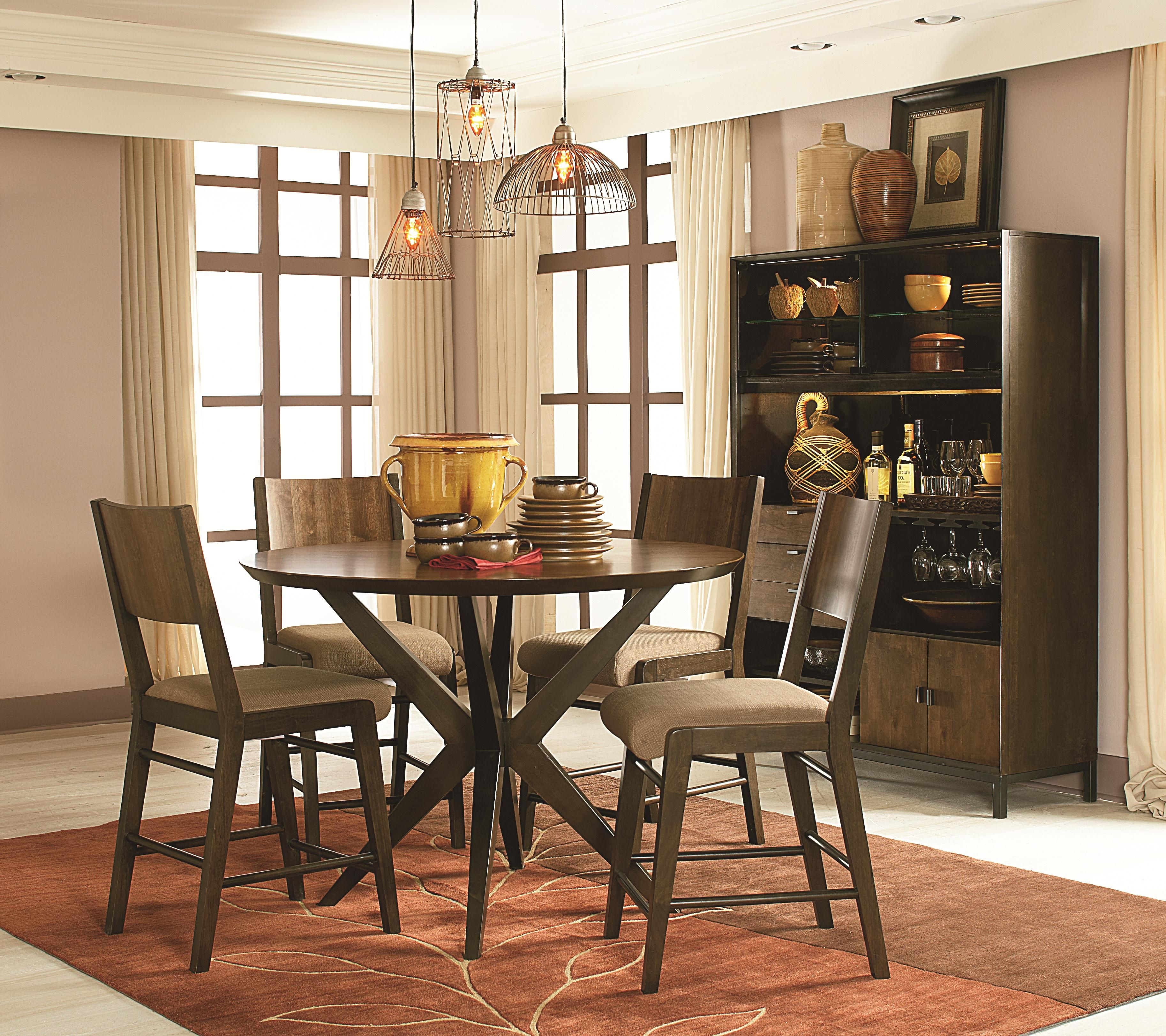 Kateri dining room group by legacy classic dining room