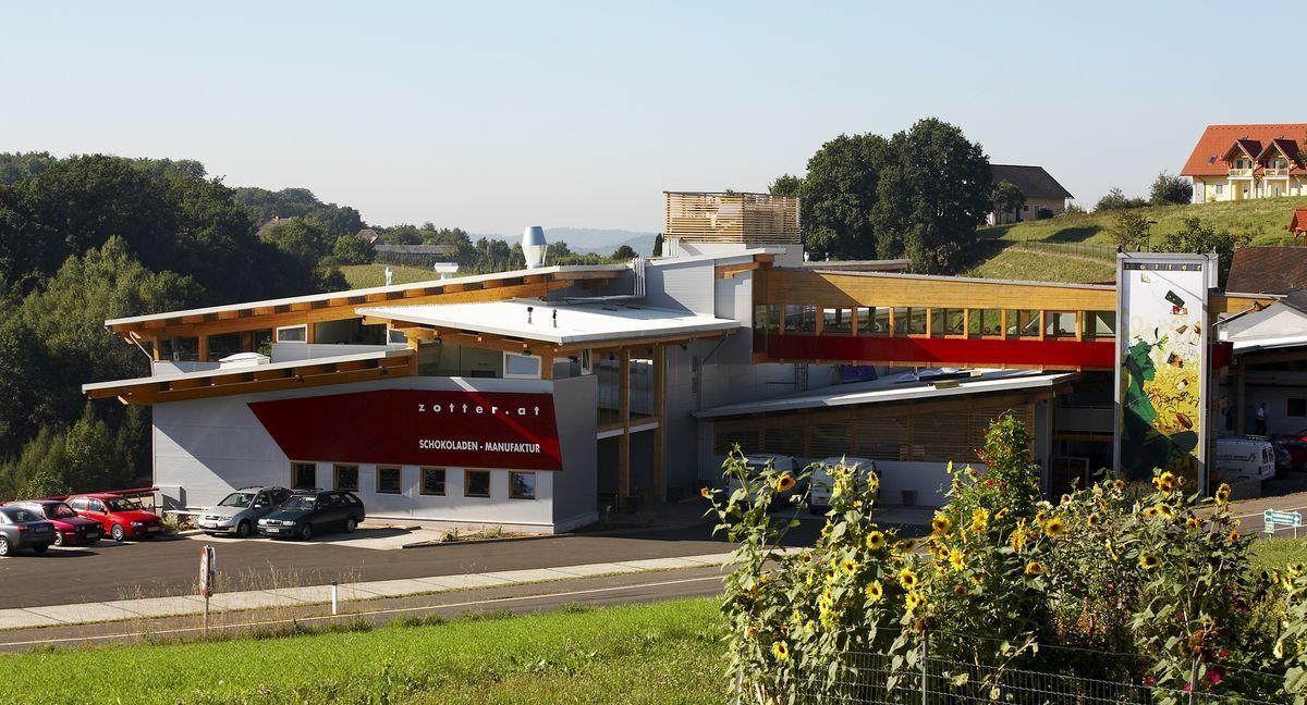 Zotter Schokoladen Manufaktur Riegersburg Austria Places Ive