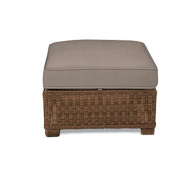 Palmetto Single Chaise Cushion Slipcover Sunbrella R