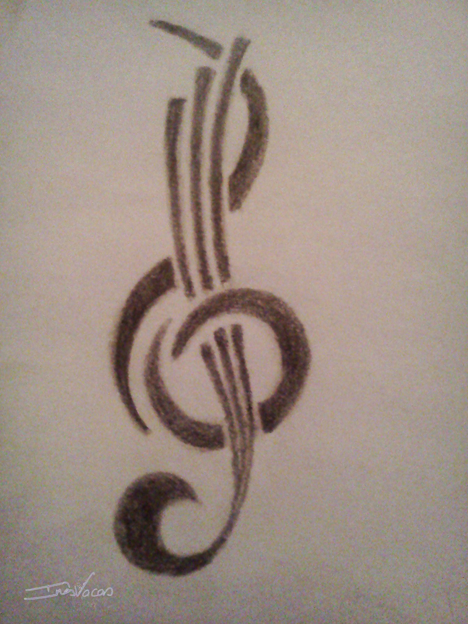 treble clef design tattoo clave de sol tatuaje pinterest treble clef design tattoo clave de sol mother son tattoostattoo symbolsdesign biocorpaavc