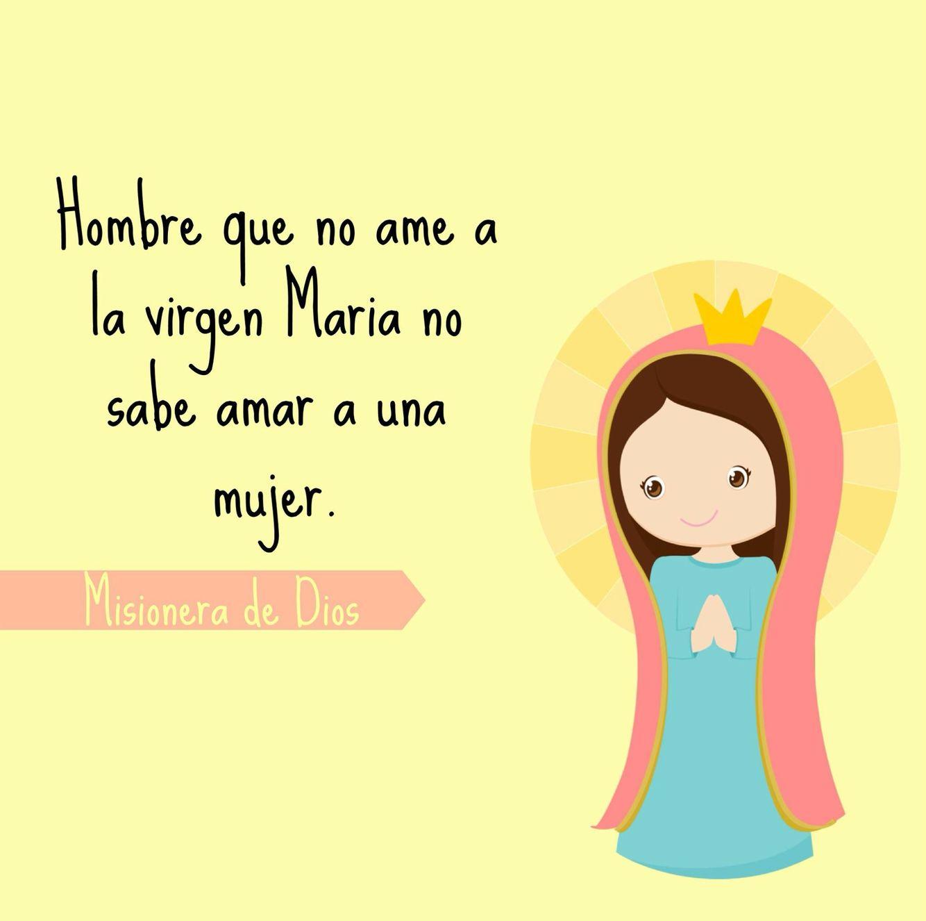 Virgen Mara Mensajes Catolicos La Cristiana Frases De Diosas Cita Para Madres Citas Bblicas Oraciones El Amor