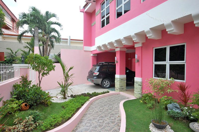 Bulacan Real Estate Contractor House Design Philippines | Beautiful Houses  | Pinterest | Philippines, Real Estate And House