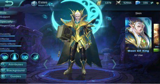 5 Karakter Hero Mobile Legends Yang Cocok Untuk Main Di Ranked Salah Satunya Estes Http Ift Tt 2j6m24b Mainan Cocok Satuan