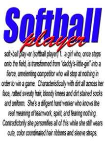 i like this one cuz im a softball player and its true... but i think i will still be daddys little girl<3... cuz im his only daughter:)