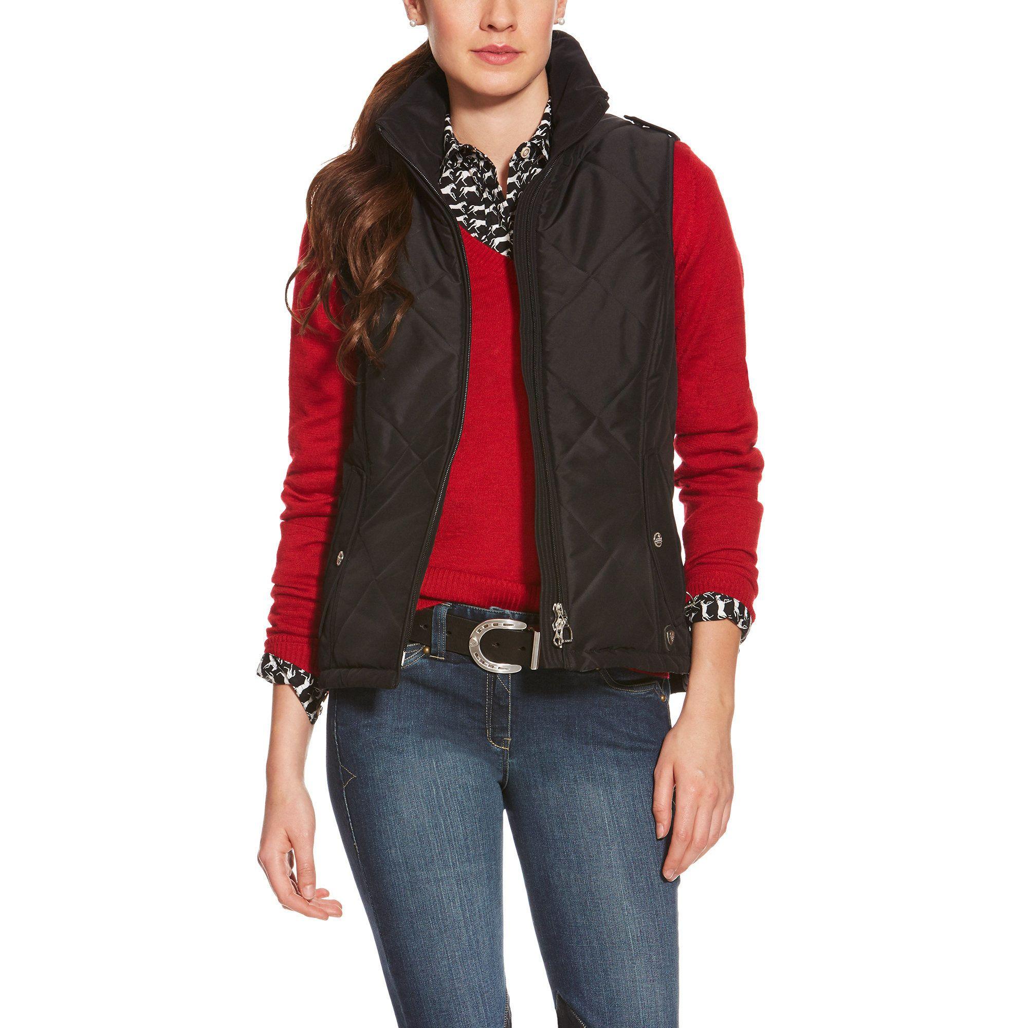 Terrace Vest Ariat clothing, Outerwear women, Vest