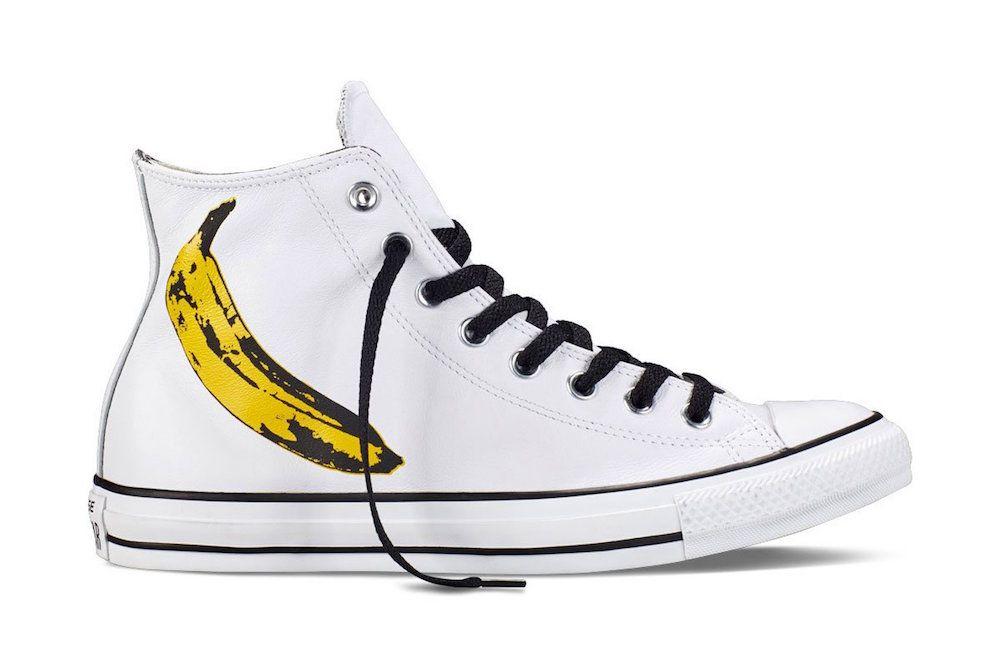 banane homme converse