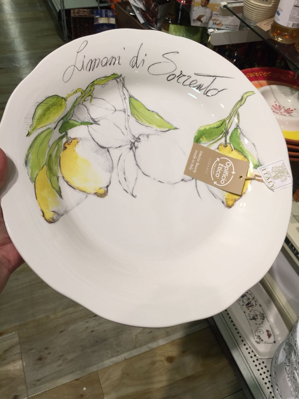 Serving Dishes From Home Goods