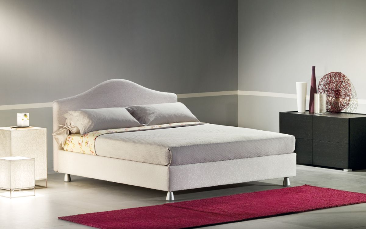 Letto Contenitore Flou Prezzi.Peonia By Flou A Wonderfully Romantic Bed Head Board And Base