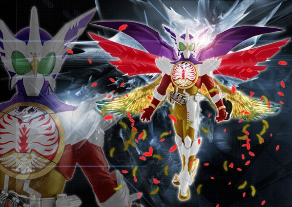 Kamen Rider OOO Super PuJaShii (fanart) by tuanenam deviantart com