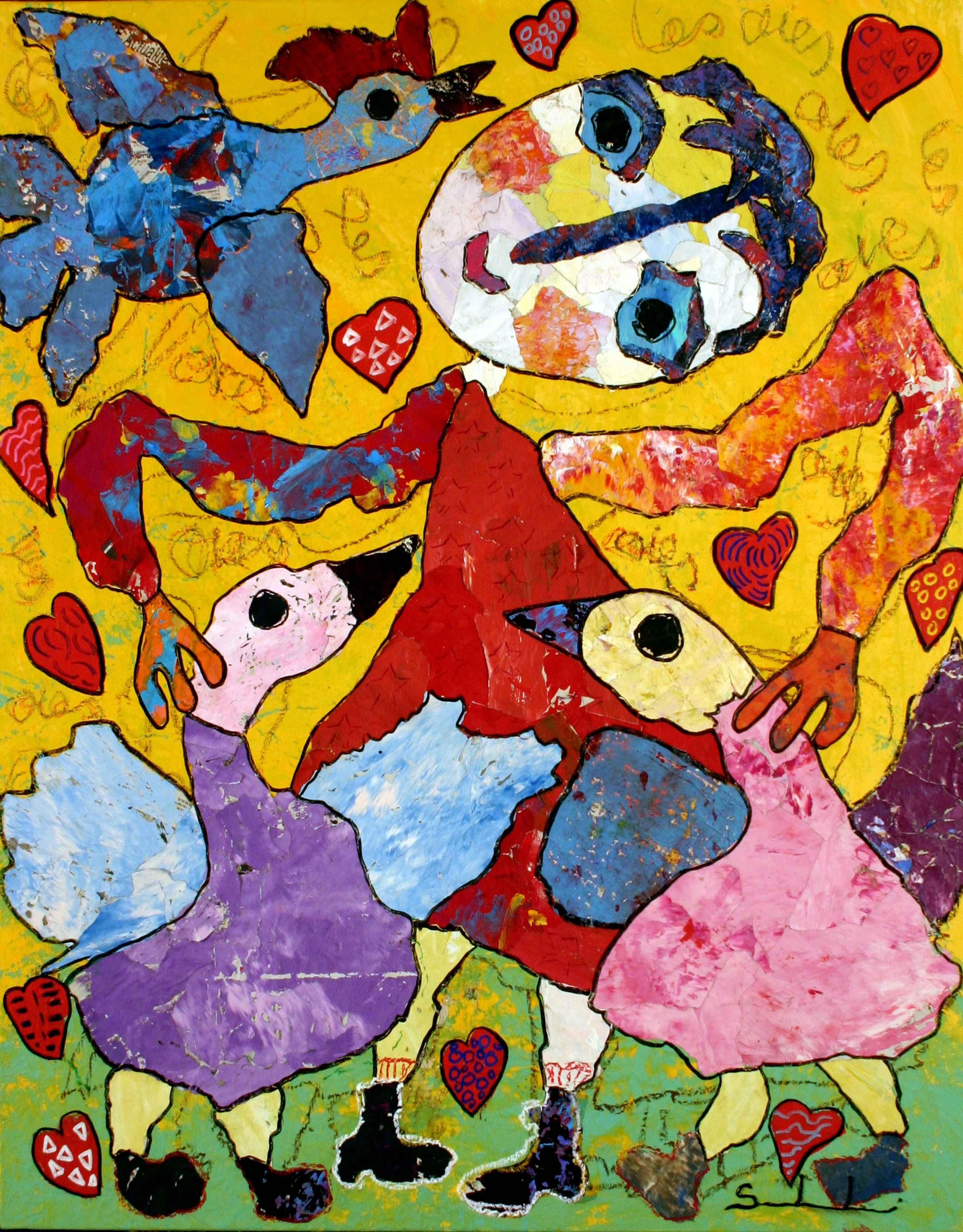 Galerie Maznel Jean Louis Salvadori Peinture Avec Images Les