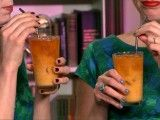 Cooking Channel serves up this Thai Iced Tea Cocktail recipe from Alie Ward and Georgia Hardstark plus many other recipes at CookingChannelTV.com