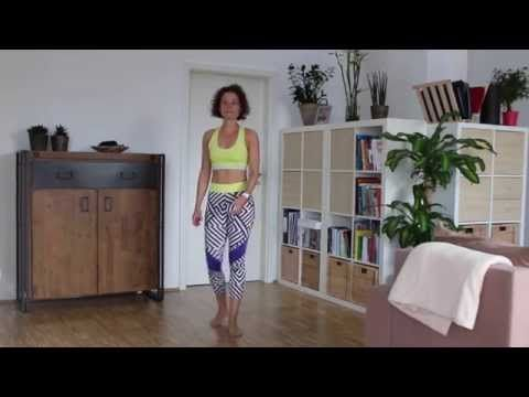Training ohne Geräte: Fatburner Training für Fortgeschrittene