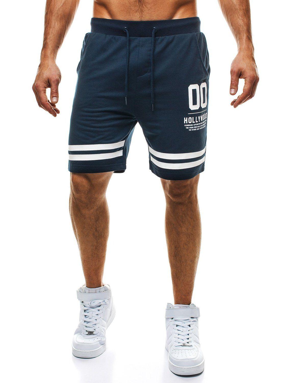 5abe4ede72fbfc OZONEE Herren Jogg Freizeitshorts Sportshorts Knielang Kurze Hose Shorts  Baggy J.STYLE 4078: Amazon.de: Bekleidung
