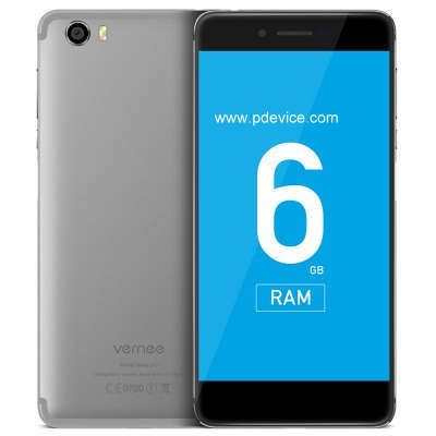 Vernee Mars Pro Specifications Price Compare Features Review