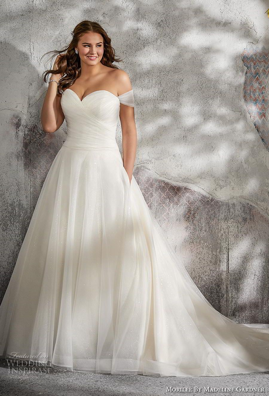 Morilee S Julietta Bridal Collection Designed To Celebrate Your Curves Wedding Inspirasi Ball Gowns Wedding Plus Size Wedding Gowns Curvy Wedding Dress [ 1326 x 900 Pixel ]