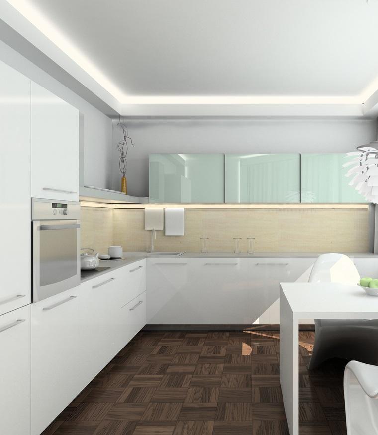 Minimalistische Innenausstattung 85 Zimmer in Schwarz und Weiß Haus