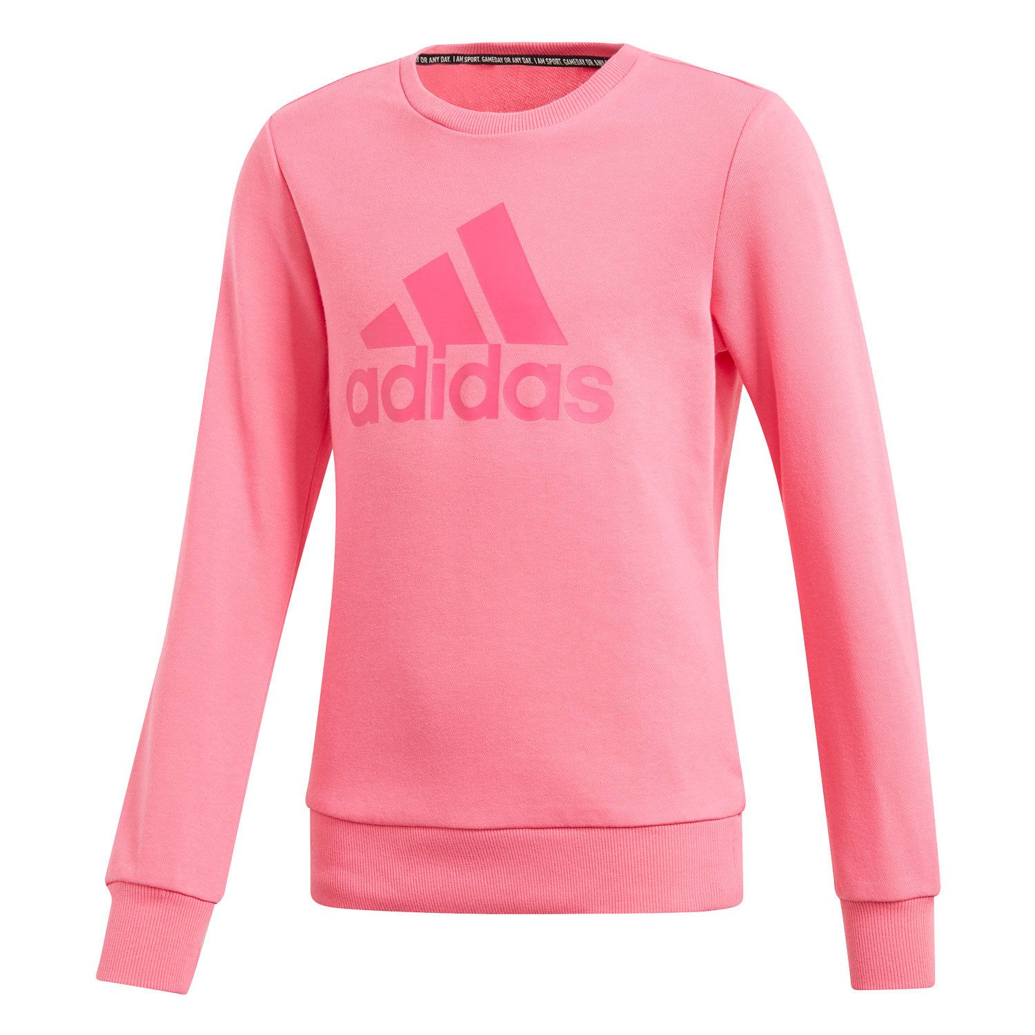 YG Must Haves Badge Of Sport – Chandail en molleton pour fille