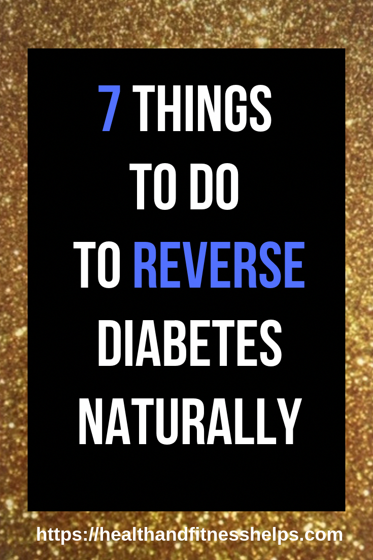 Wie man mit Typ 1 Diabetes Gewicht verliert