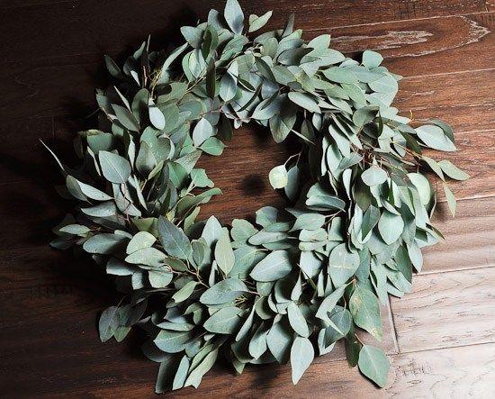 Photo of DIY Eucalyptus Wreath Tutorial » Keys To Inspiration