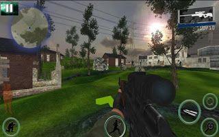 The Last Sniper Commando-Elite Mission Apk - Free Download