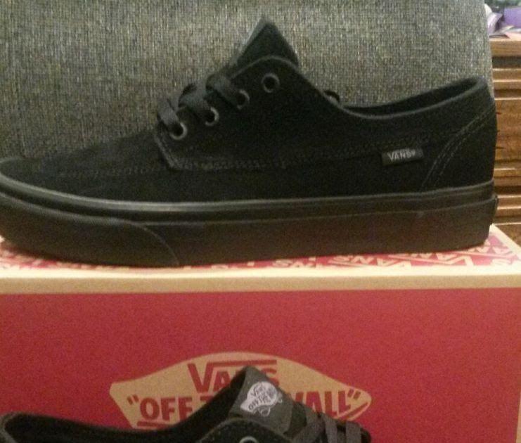 vans men shoes size 9