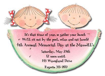 picture perfect picp-20406dc and kids birthday invitations, Birthday invitations