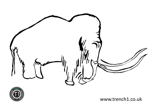 Use these authentic looking colouring sheets, based on