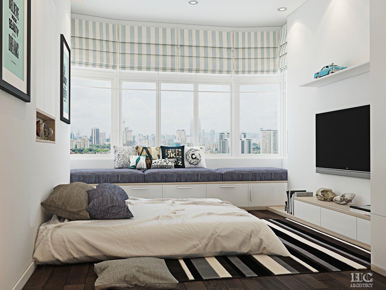 10 Bedrooms for Designer Dreams siedzisko w