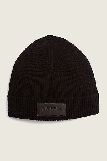 53dffe8b8d1 RIBBED KNIT WATCHCAP - True Religion