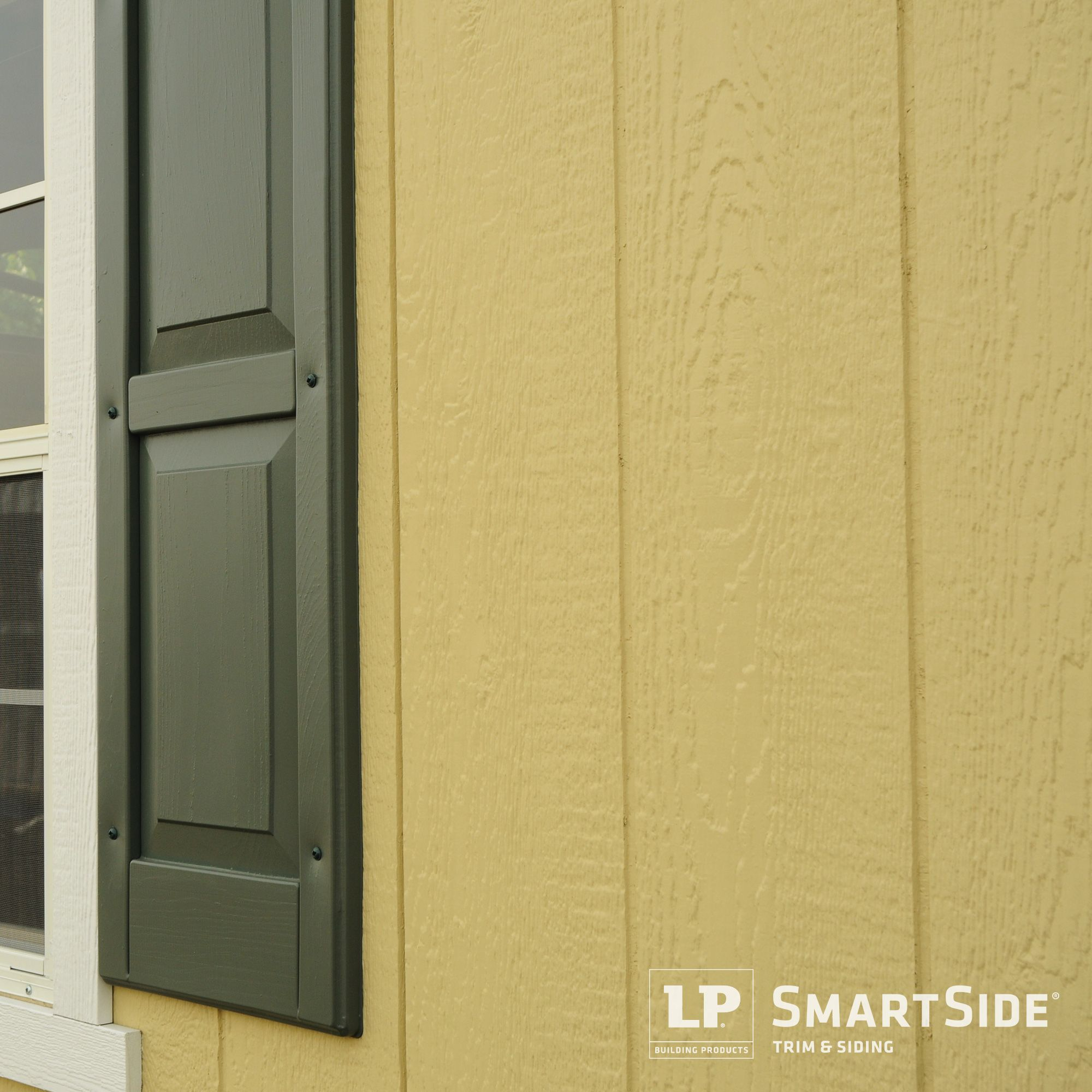 Get a clean and stylish look with LP SmartSide panel siding. It\'s ...