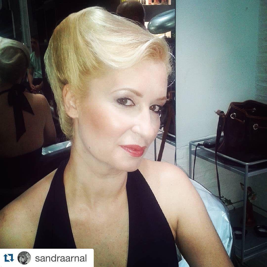 #maquillaje @sandraarnal peinado @tonirodrigovisagista para @cocoorganizacioneventos #style #moda #agencia #envalencia #blogger #style #pretty #photo #instamoments