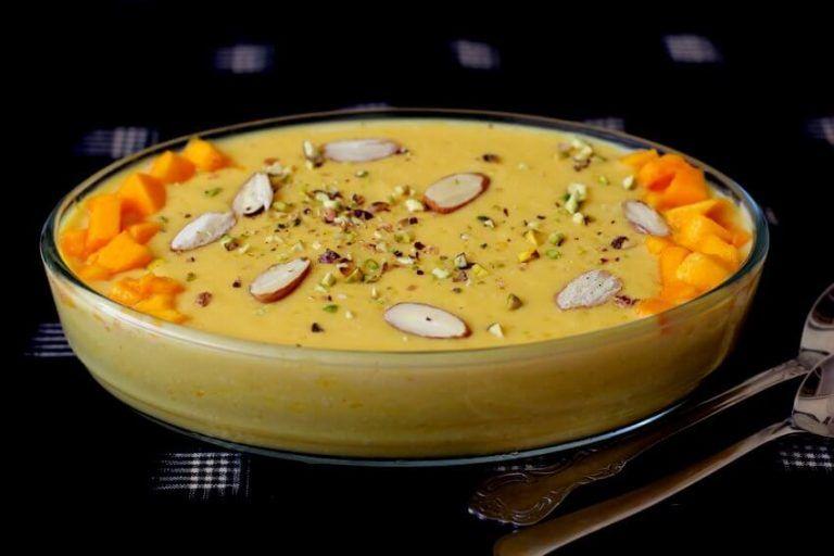 Mango Rabri Recipe With Images Rabri Recipe