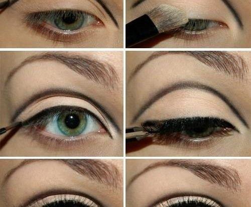 60s Style Twiggy Make Up Doll Eye Makeup Twiggy Makeup 60s Makeup