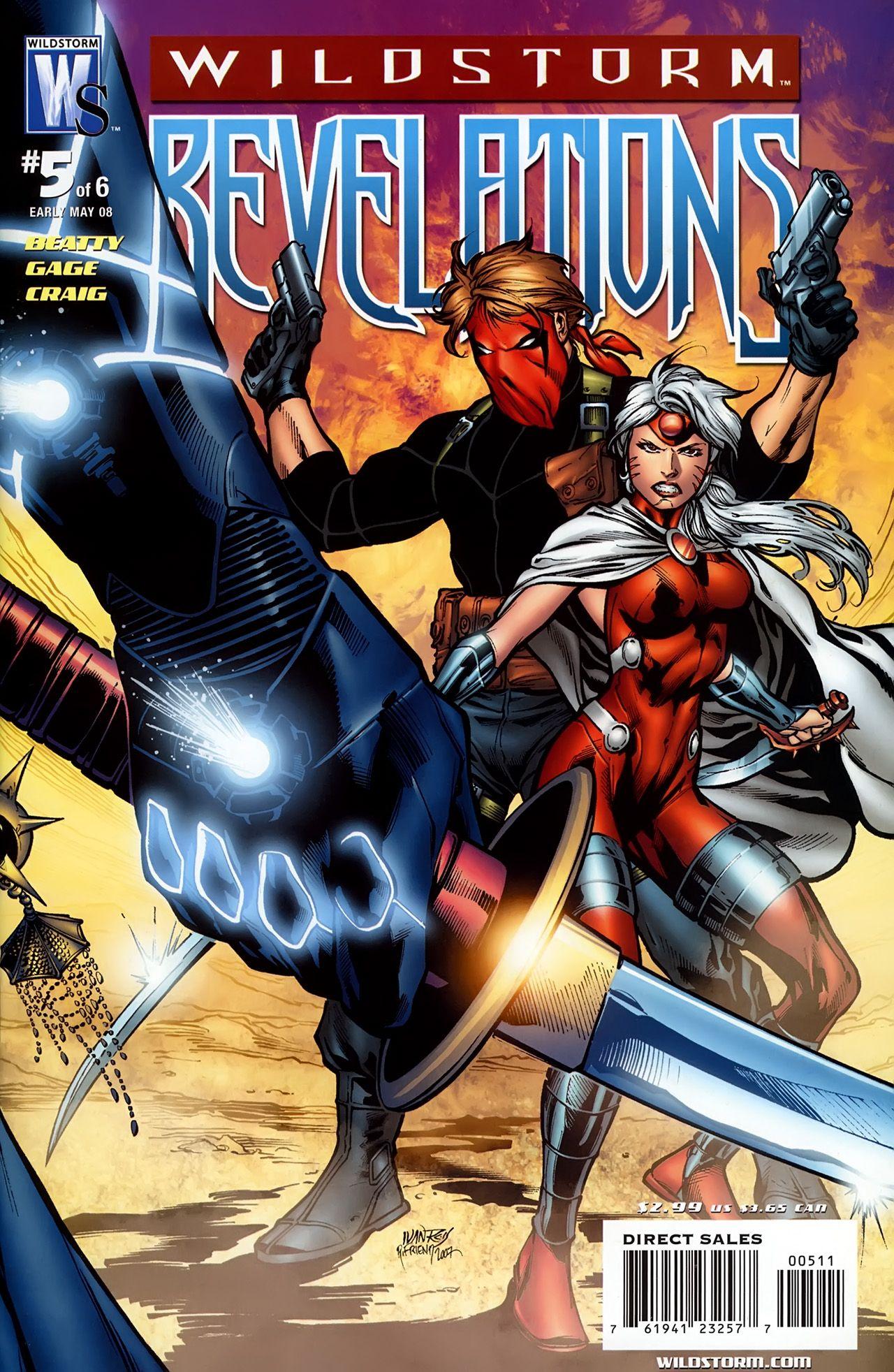 wildstorm comics - Google Search