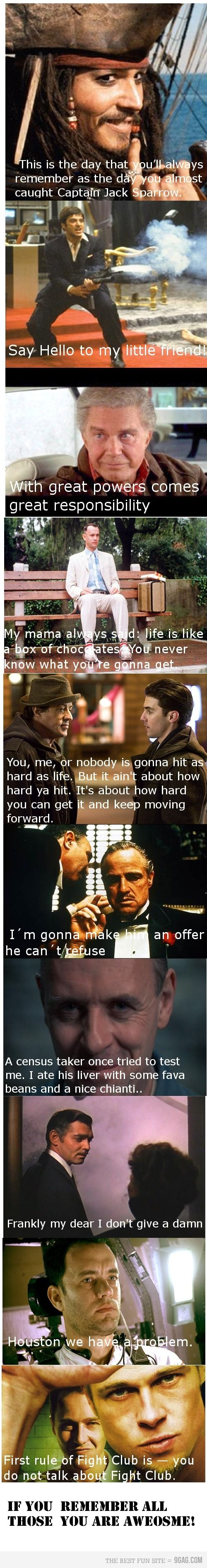 Awesome movie quotes are awesome #epicmovie