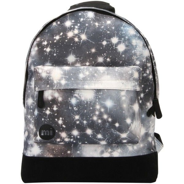 f68b4aa6a1 Soar into space with our high-quality black galaxy backpack from Mi-Pac.