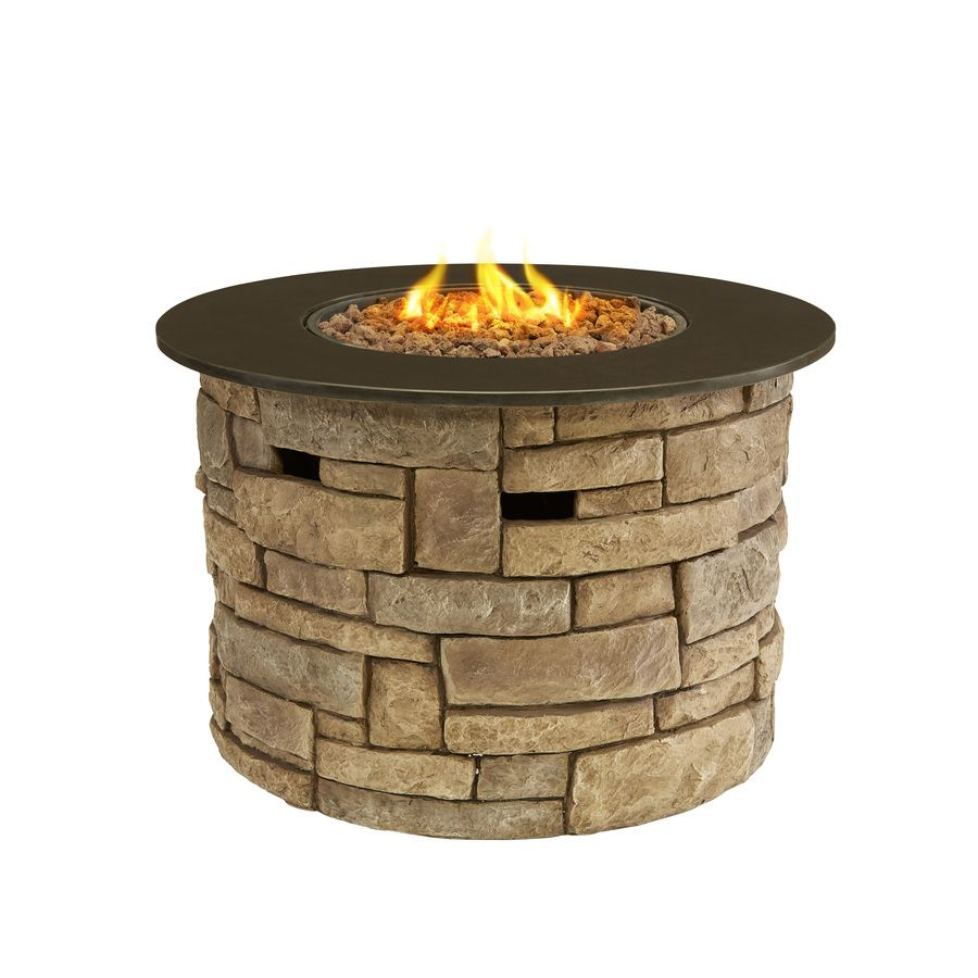 Use This As The Guts For A Custom Concrete Firepit Shop Allen