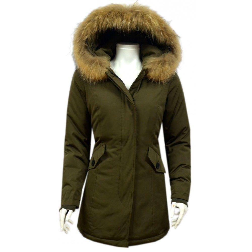 Pin op Trendy Parka Winterjassen voor Dames