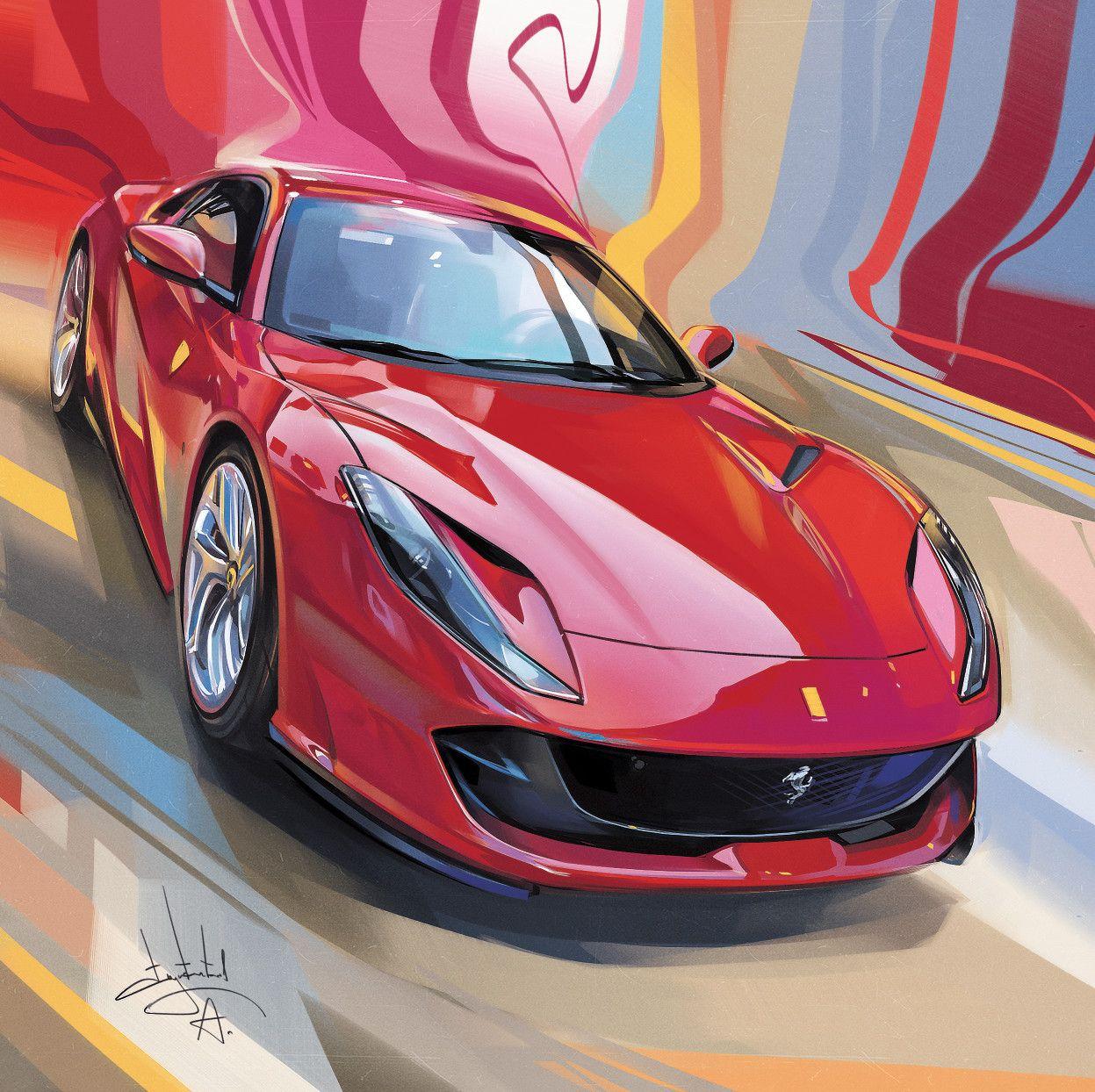 Картинки для автомобиля рисунки конечно, многие
