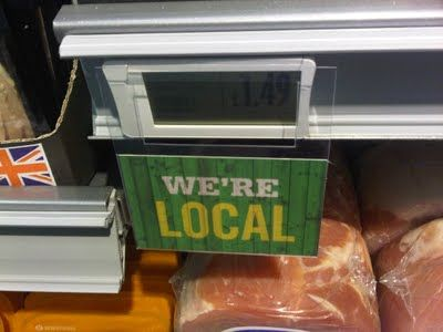 we're green and local